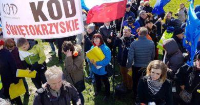 W Krakowie broniliśmy Unii, aż kawy zabrakło [wideo]