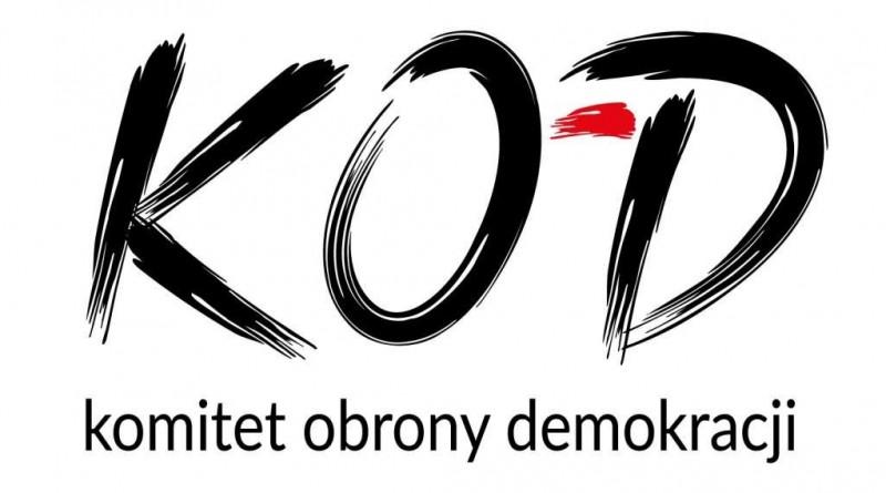 """KOD: """"Nie"""" dla koalicji Wenty z PiS-em"""