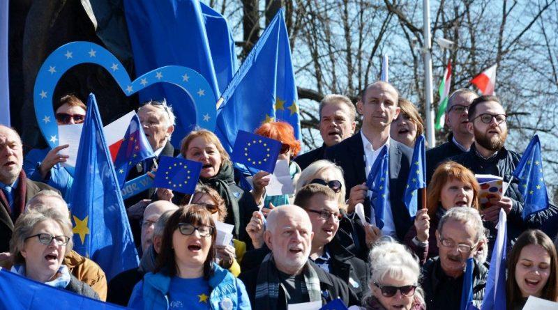 Oda do wolności w roku wyborów europejskich