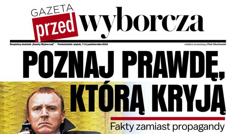 """""""Gazeta Przedwyborcza"""" – przeczytaj, ściągnij, udostępnij!"""