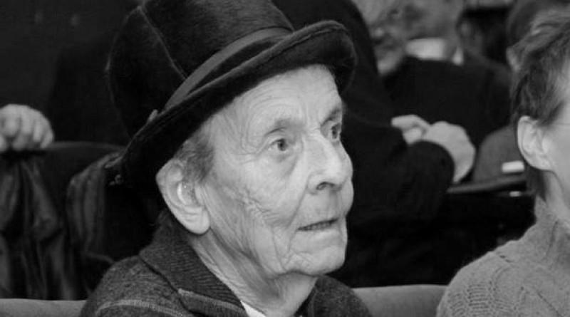 Zmarła Jadwiga Sienkiewicz