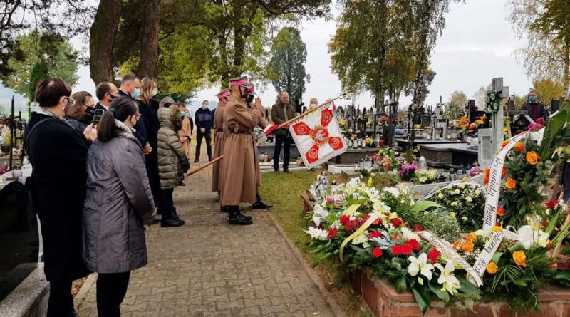 Pogrzeb Jadwigi Sienkiewicz