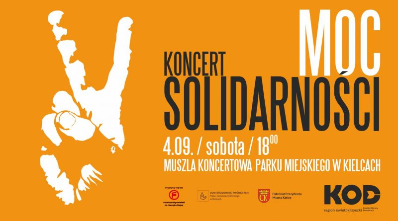 "Koncert ""Moc Solidarności 2021"""